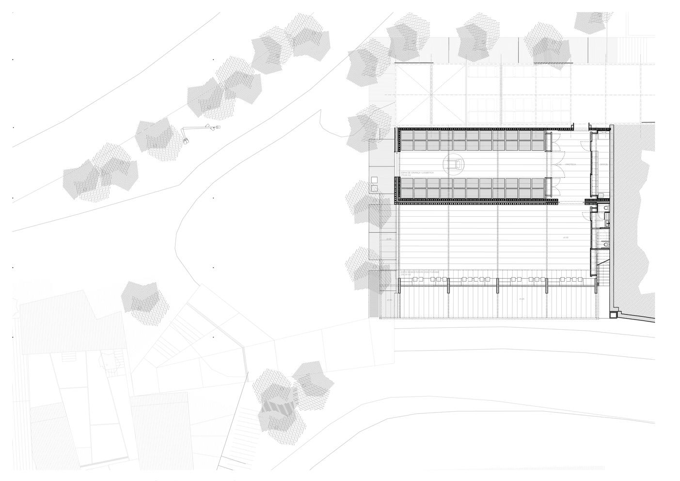 SALA FERUSIC Architects – ingravitis – Dibujo02