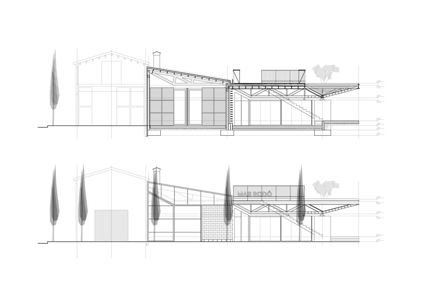 SALA FERUSIC Architects – ingravitis – Dibujo03